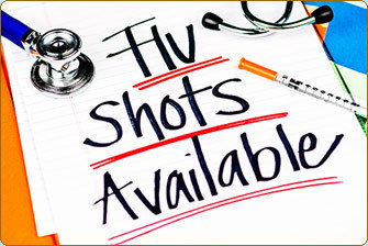 Flu Shot Clinic Set for Oct. 21