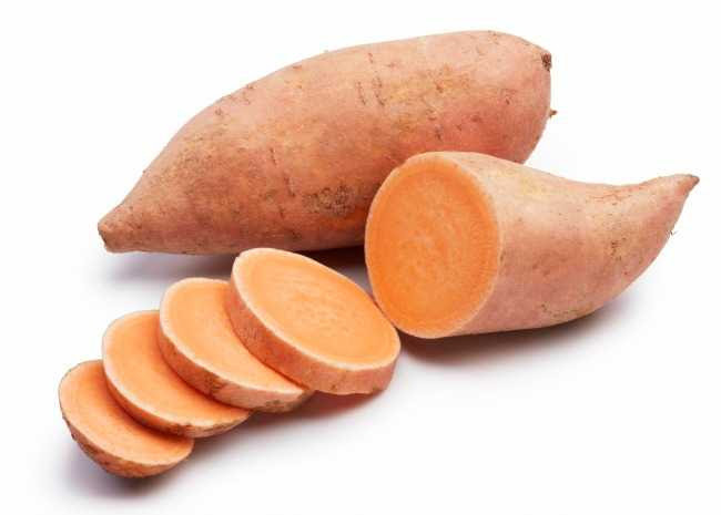 JANUARY'S HARVEST OF THE MONTH - SWEET POTATO