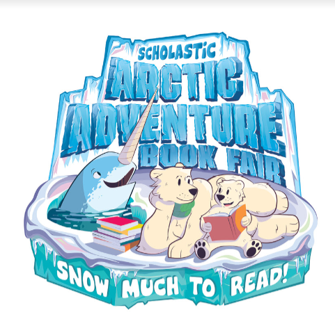 Scholastic Book Fair November 18 - November 22