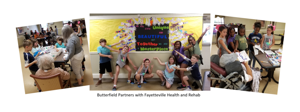 Butterfield Partners with Fayetteville Health and Rehab