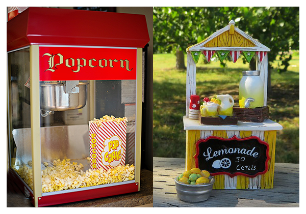 Popcorn and Lemonade Day | Friday, September 20th
