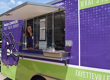 Food Trucks to Visit Secondary Schools for Lunch