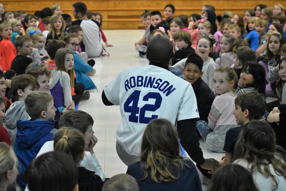 Celebrating Jackie Robinson