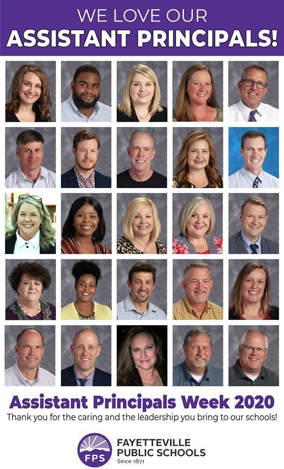 NATIONAL ASSISTANT PRINCIPALS WEEK IS APRIL 6–10, 2020