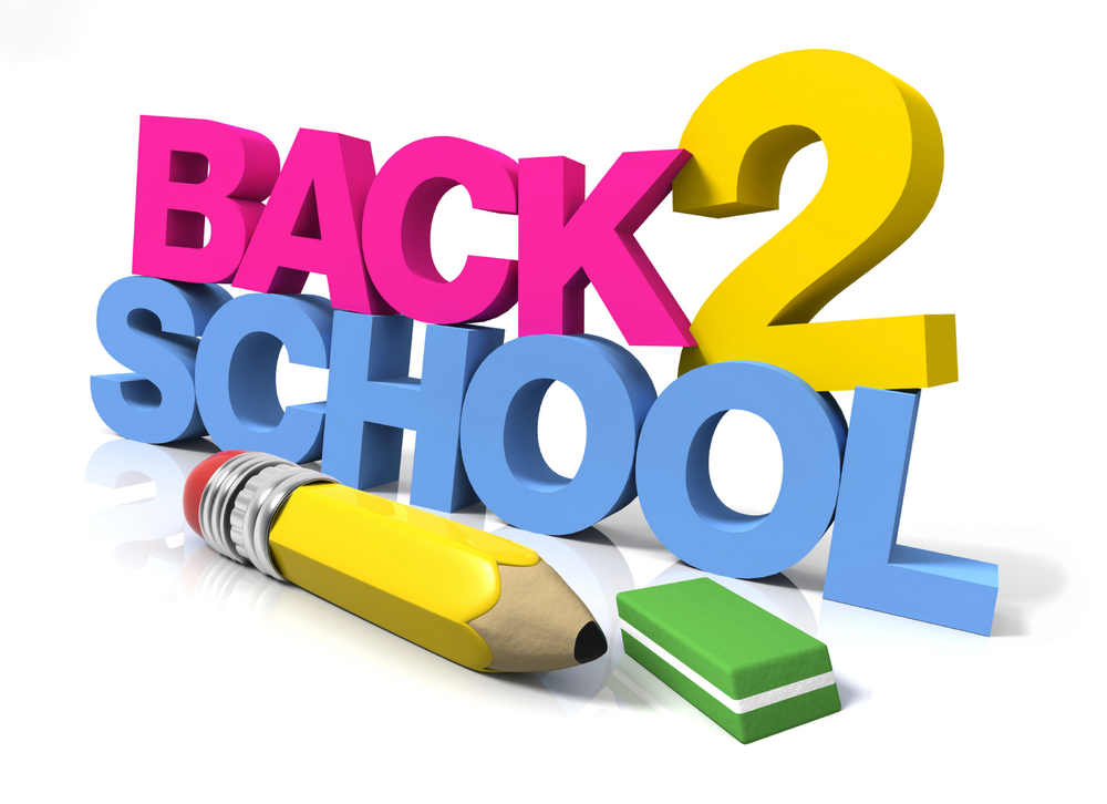 Back to School - Information & Dates