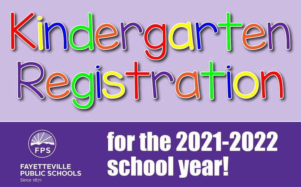 2021-22 Kindergarten Registration Opens February 22nd!