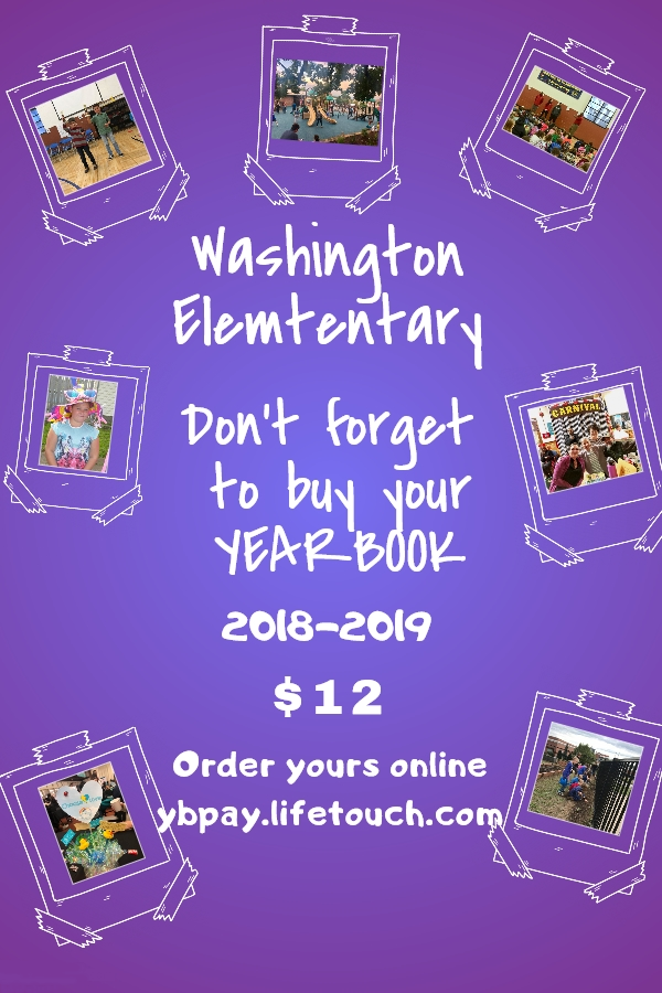 Order Your Yearbook - Deadline is March 8