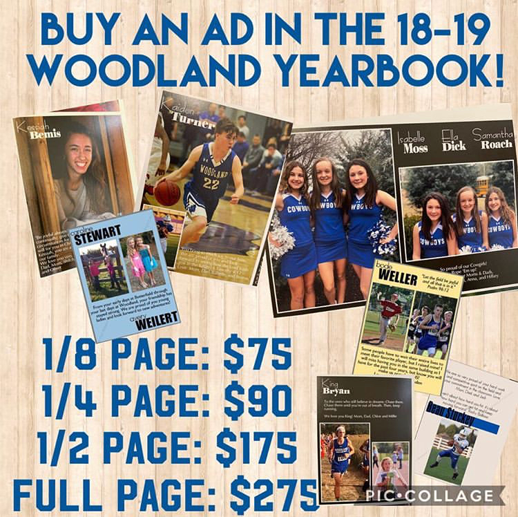 Buy a Yearbook & Ad