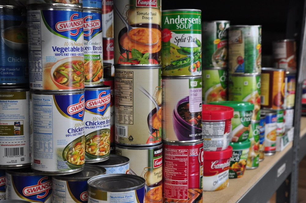 FPS Outback Food Pantry Open DAILY this Week