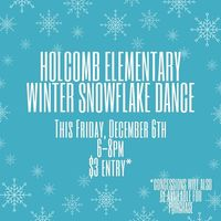 Winter Snowflake Dance