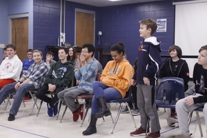 Students Participate in Geography Bee