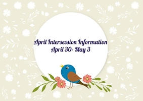 April Intersession