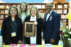 Kari Kinne 2020 Arkansas Elementary Assistant Principal of the Year