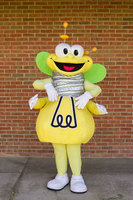 October 12th Louie the Lightning Bug is coming!!!