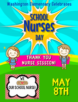 School Nurse Day - May 8th