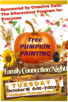 FAMILY NIGHT CONNECTION - Oct. 16