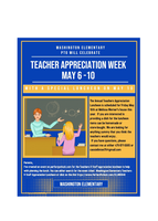 Help With The Annual Teacher Appreciation Luncheon