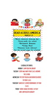 READ ACROSS AMERICA WEEK - March 1 - 5