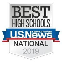 FHS is ranked among the Best High Schools in the U.S. by U.S. News & World Report!