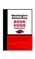 FRIDAY, Feb 29 IS THE LAST DAY of the Book Hogs Reading Contest
