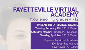 FVA Now Enrolling Grades 4 - 12 for 2019-20 School Year