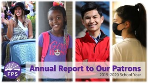 Annual Report to Our Patrons