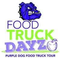 Purple Dog Food Truck Tour Comes to McNair!