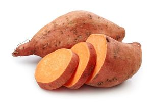 Harvest of the Month: Sweet Potato!