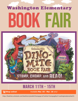 SPRING BOOK FAIR - March 11 - 15