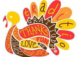 Butterfield Thanksgiving Lunch on Thursday, Nov. 15