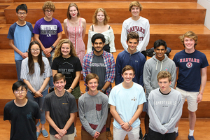FHS Leads Arkansas in National Merit Semifinalists