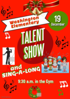 Talent Show and Sing-A-Long