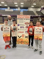 WJHS Wins Robotics Conference Championship