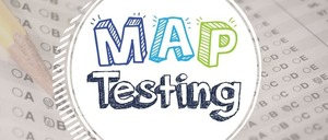 MAP TESTING BEGINS MONDAY, DECEMBER 2
