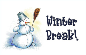 Butterfield Winter Break is December 20th through January 7th