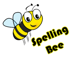 Butterfield Spelling Bee December 14 from 1:45 to 2:45