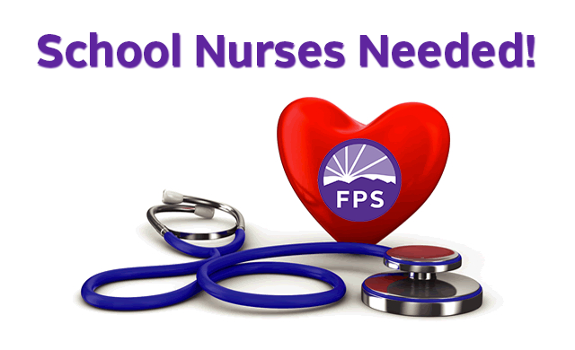 Exciting news! Fayetteville Public Schools is looking for two school nurses to join our team! Registered Nurses with an Arkansas license and current CPR certificate, please apply online at https://district.fayar.net/o/fps/page/human-resources--246. Please email Melissa Thomas, Director of Health Services, at melissa.thomas@fayar.net for more information.