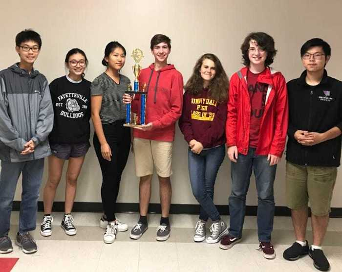FHS Quiz Bowl Team