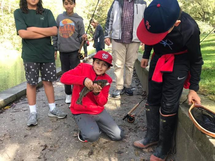 McNair Fly Fishing Club at Roaring River Springs
