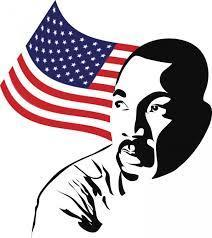 MLK birthday logo