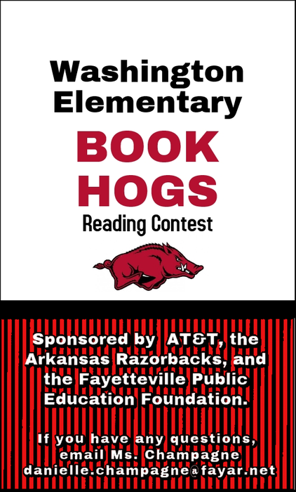 Book Hogs flyer
