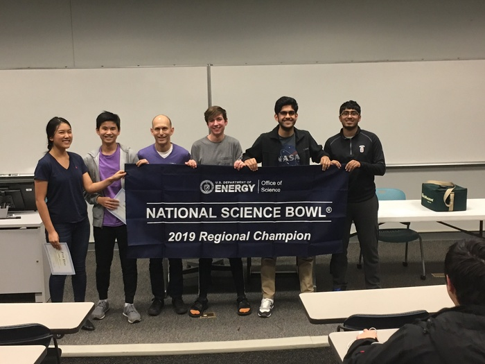 FHS Science Bowl Team
