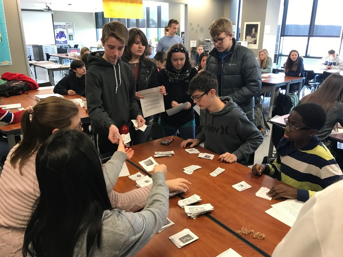 AP Block Stock Market Game