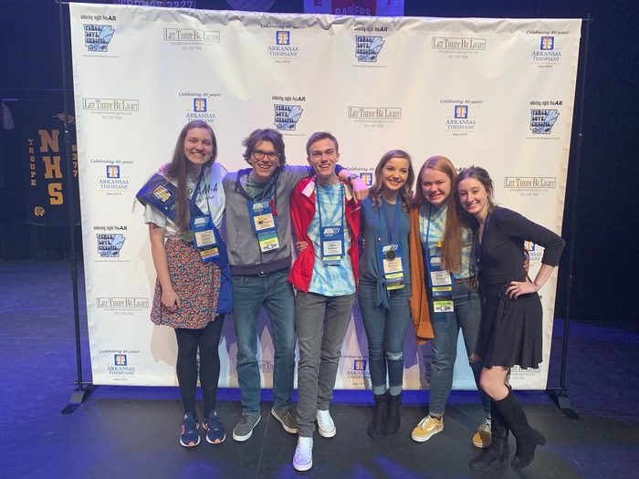 State Thespian Officers 2020