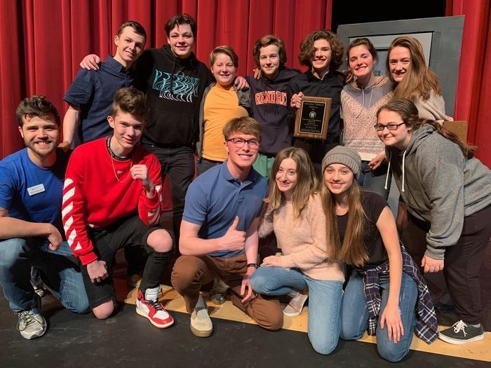 Congratulations to the @FayettevilleHS student who participated in the 2019 Arkansas State Thespian Festival. #PurpleReign brought home some hardware.