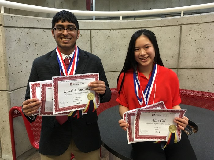 International Science Fair Qualifiers