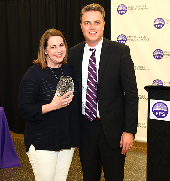 Congratulations to our 2019 Dorothy Lindquist Volunteer of the Year, Missy Wyatt Joyce!