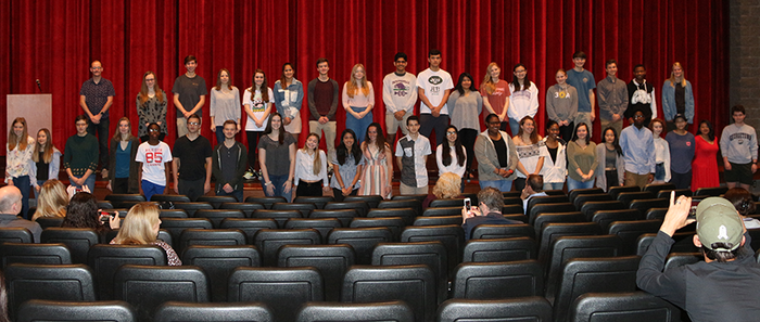 Congrats to the 61 FHS students who received the Arkansas Seal of Biliteracy
