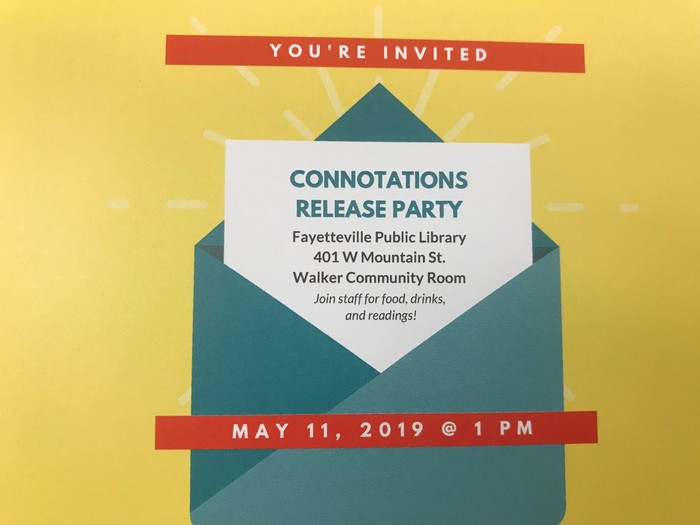 Connotations Release Party