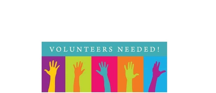 Volunteers needed pic